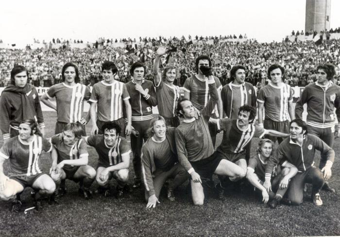 a94eb609a8 Najslávnejšie bratislavské derby Inter – Slovan z roku 1975    ŠK ...