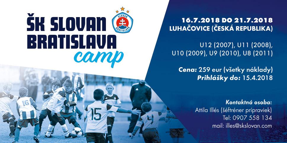 987a611f1f530 Akadémia ŠK Slovan Bratislava pripravuje letný futbalový kemp :: ŠK ...